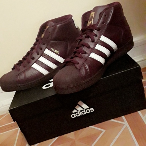 adidas Other - Authentic Adidas Pro Model Shoes